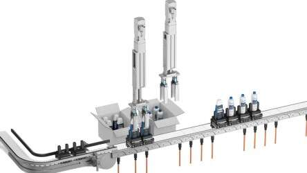 Transport system MCS®: mixed production on a single line