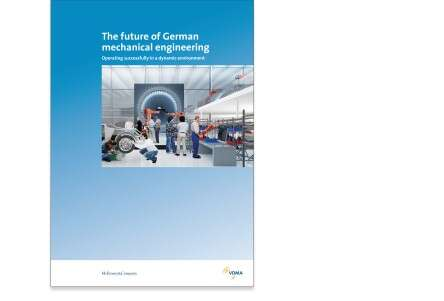 The future of German machine building