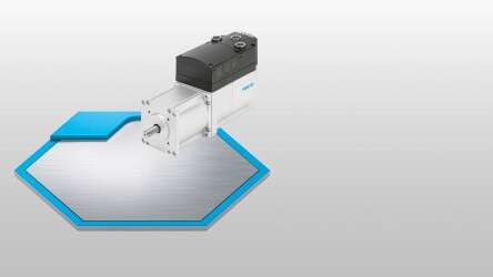 Electric automation: integrated drive connectivity