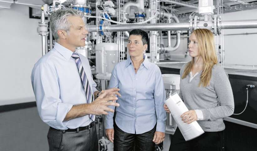 Automation business division: Process Automation