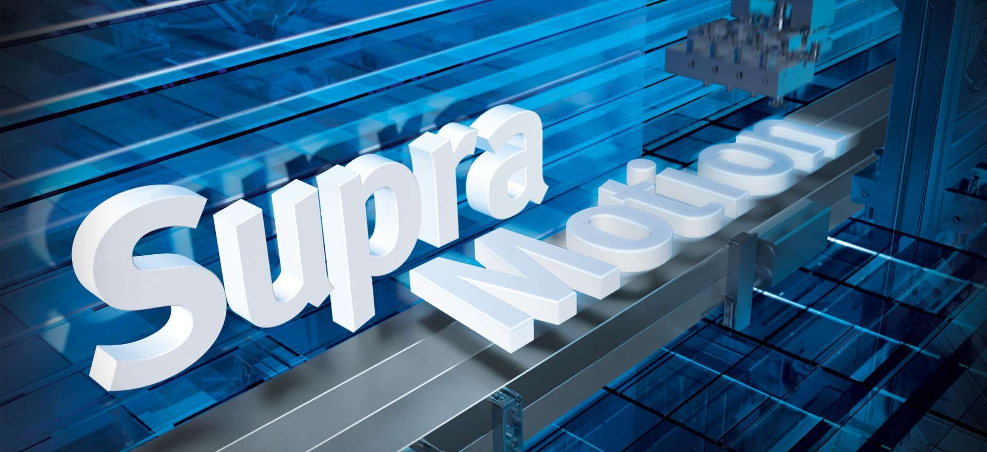 Festo SupraMotion: superconductors in industrial automation