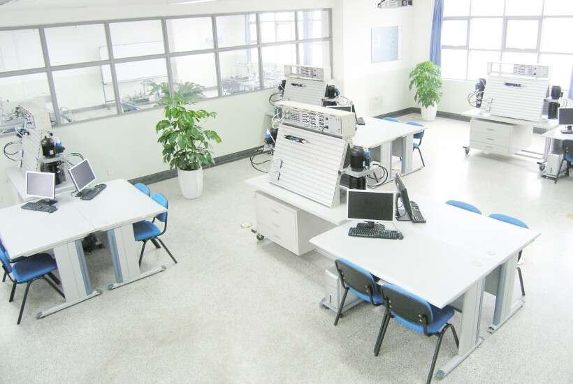 Reference project: FACT Centre learning laboratory