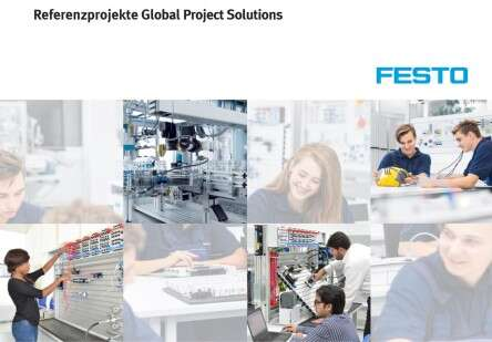 Reference project turnkey education solutions