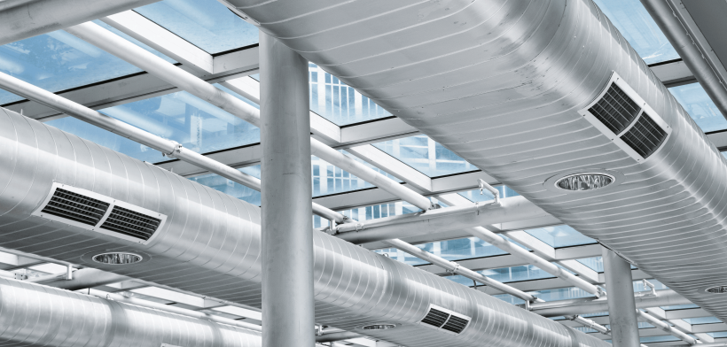 Heating, ventilation and air conditioning technology
