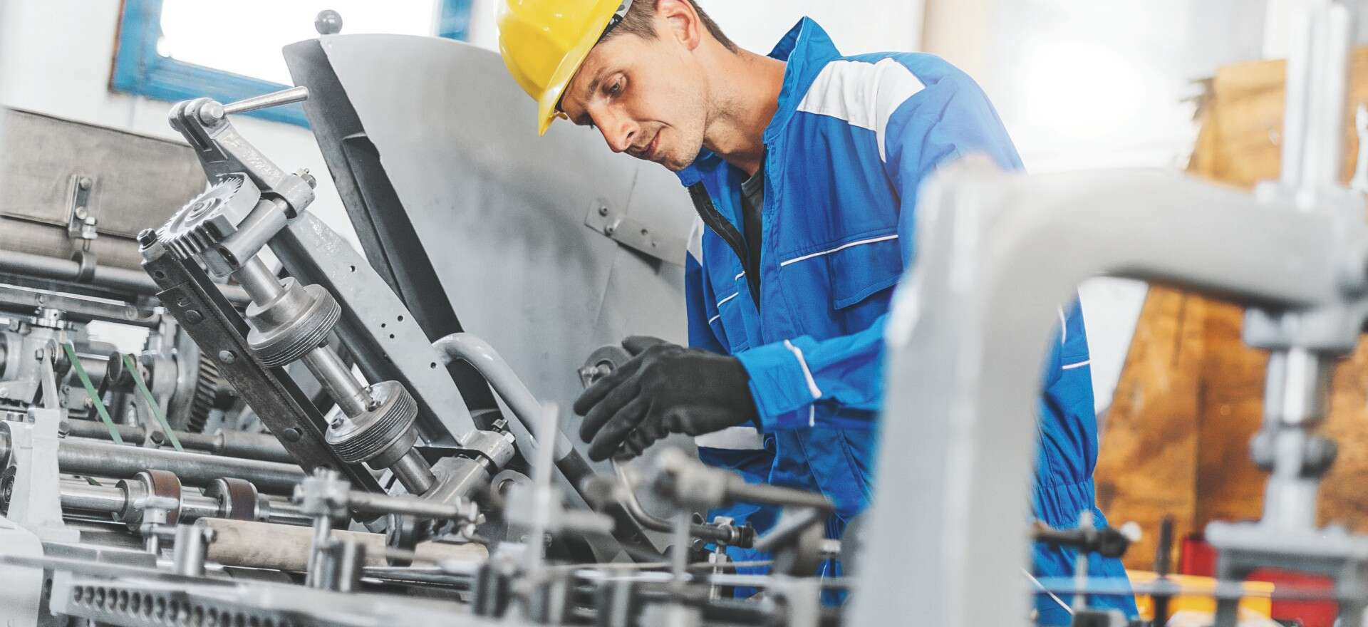 Maintenance-machines-mechanical systems-learning systems