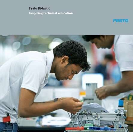 Festo Didactic – inspiring technical education