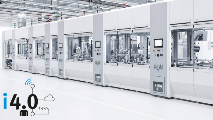 Factory automation and Industry 4.0