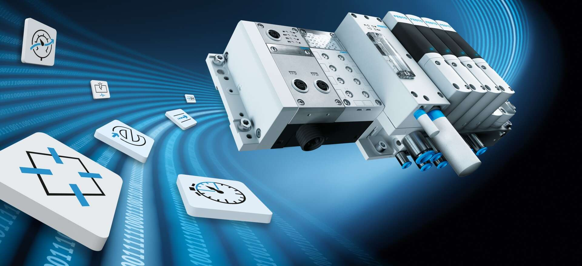 Digital automation components: Festo Motion Terminal