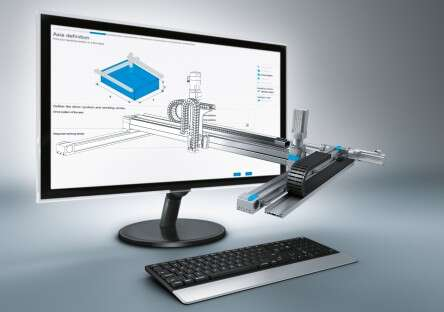 Engineering tools for factory automation: Handling Guide Online