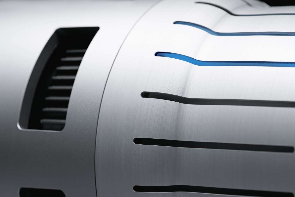 Festo SupraMotor: compact superconductive claw pole motor with solid-state cooling