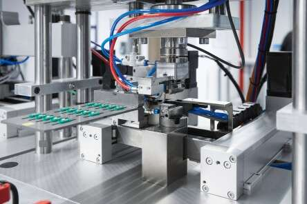 Compact handling system